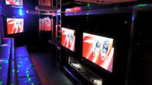 Video game truck party and DJ services in Metro Atlanta, Georgia