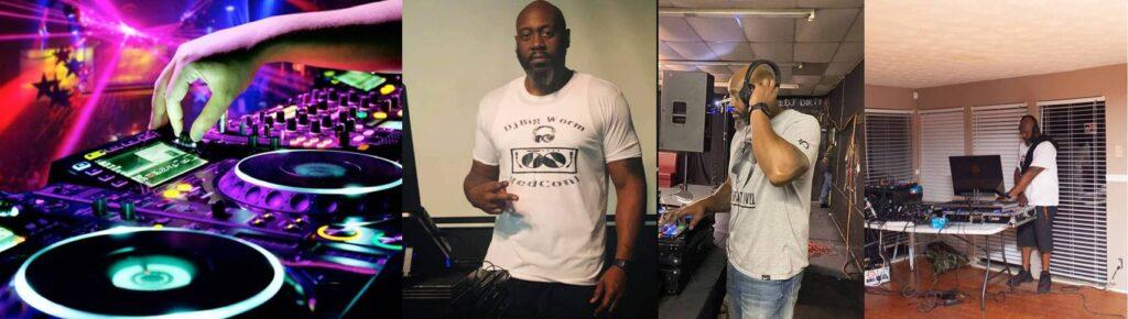 Metro Atlanta Georgia DJ services by RedCon1
